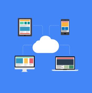 Cloud Server Hosting Image